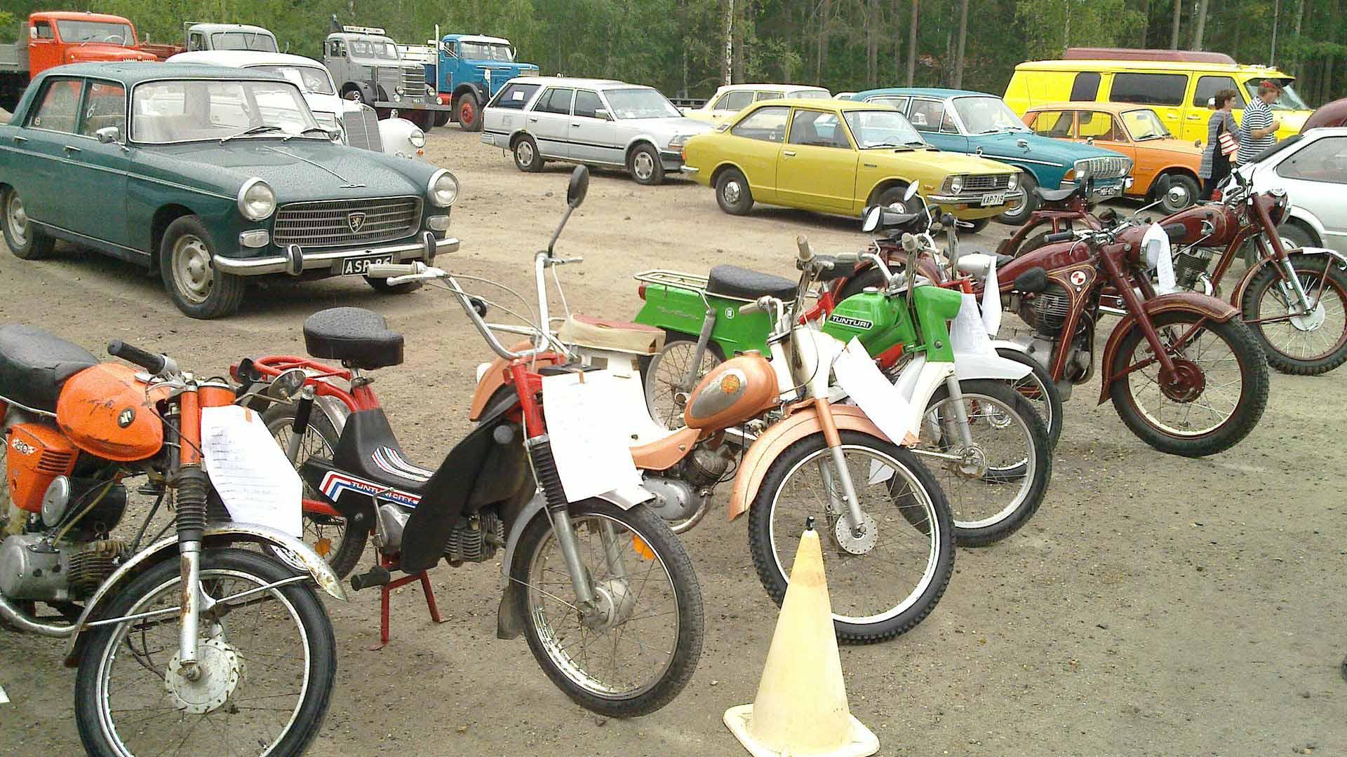 Ajoneuvoveron Laskeminen